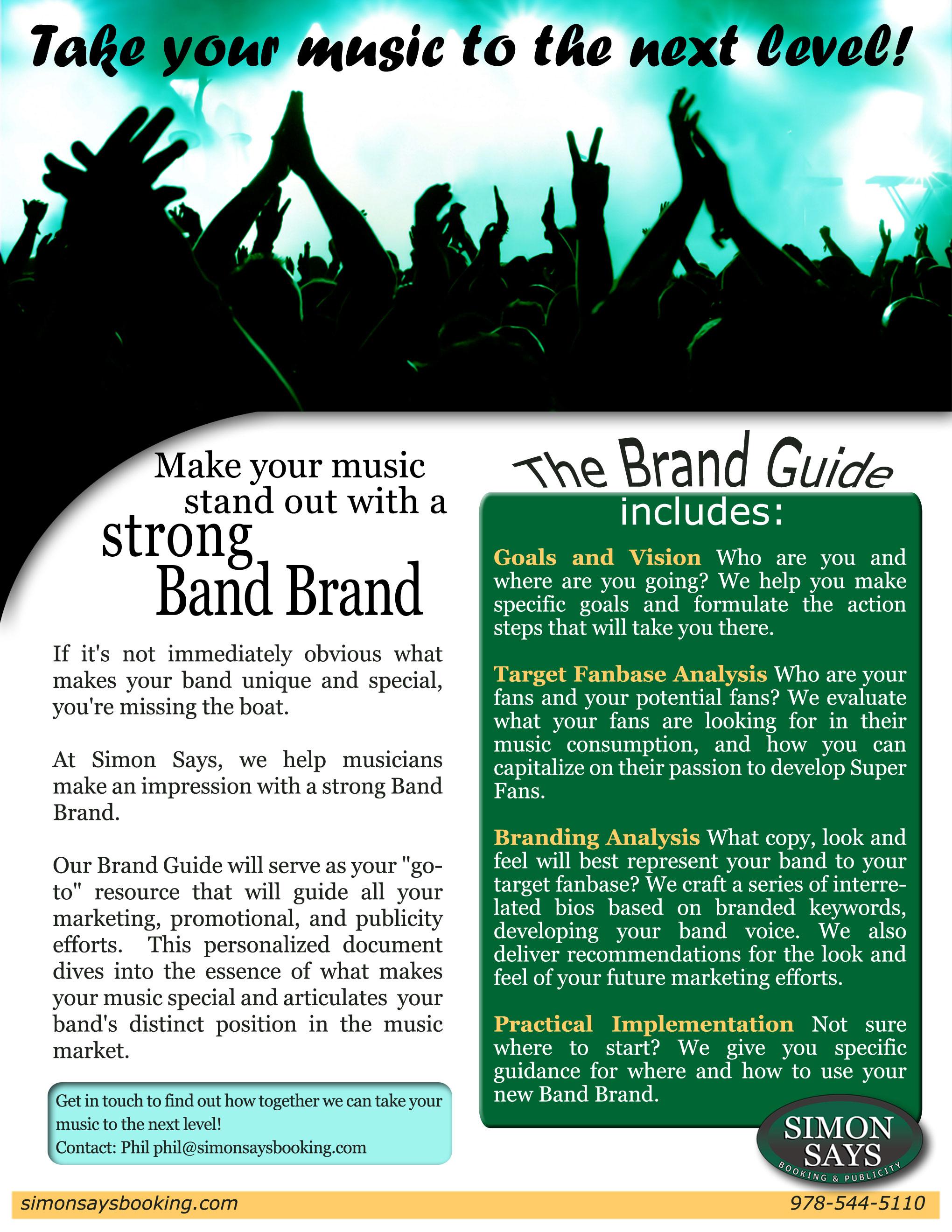 band brand